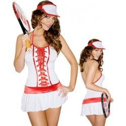 Maskeradkläder - Tennis outfit