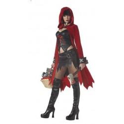 Maskeradkläder - Evil Rödluvan