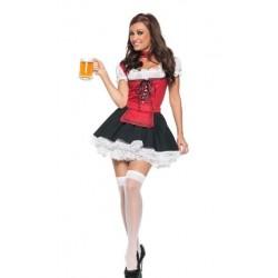 Maskeradkläder - Oktoberfest Beer Girl