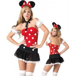 Sexiga maskeradkläder - sexig mus
