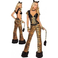 Sexiga maskeradkläder - tiger