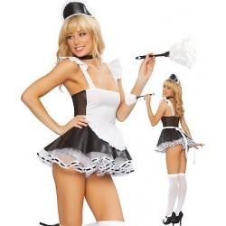Sexiga maskeradkläder - French Maid