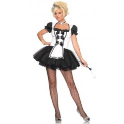 Maskeradkläder - French maid