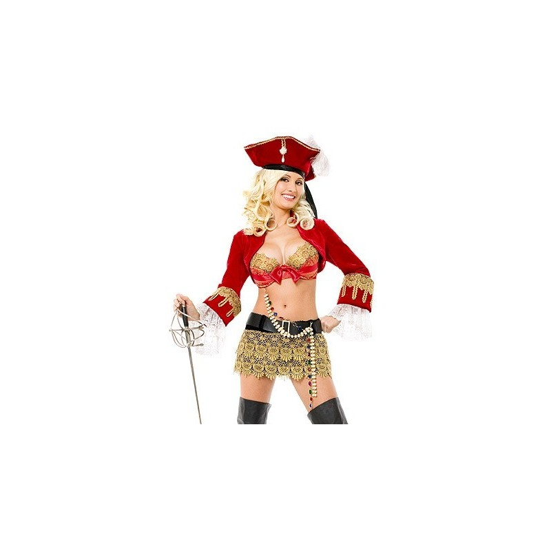 Maskeradkläder - Pirat