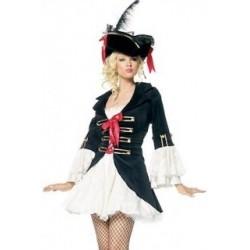 Maskeradkläder Pirat