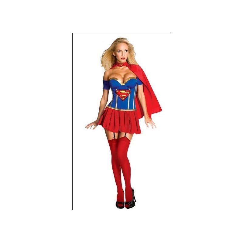 Maskeradkläder Supergirl
