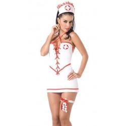 Sexig sjuksköterska uniform