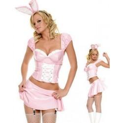 Maskeradkläder - bunny outfit