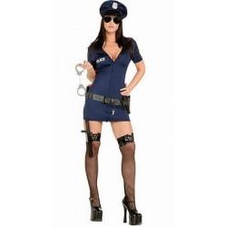 Maskeradkläder - Polis